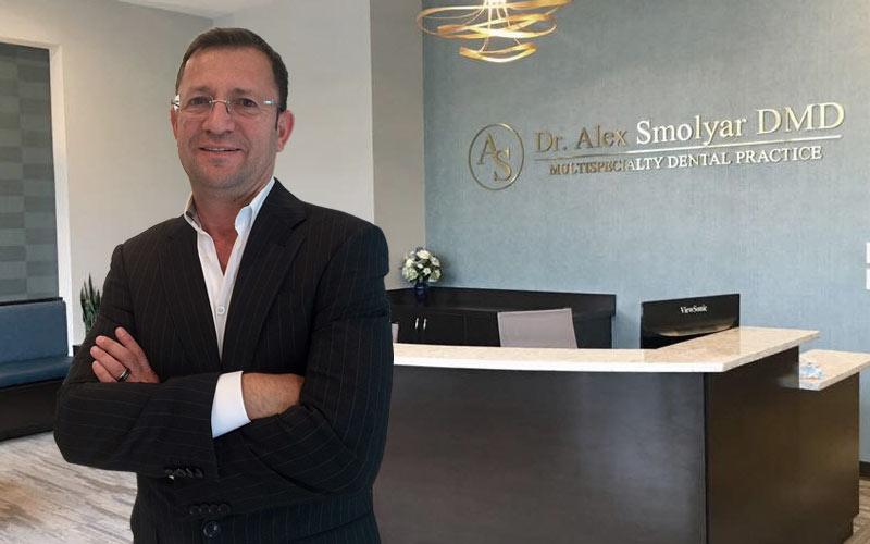 Dr. Alex Smolyar